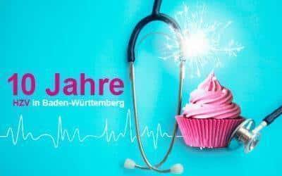 Zehn Jahre AOK-Hausarztvertrag in Baden-Württemberg