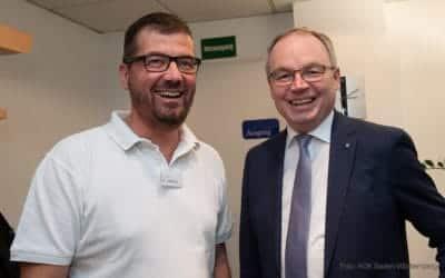 Österreichische Delegation informiert sich zum Orthopädievertrag
