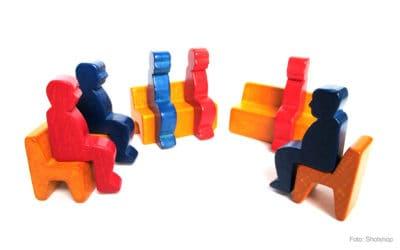 Gruppentherapie: Geteiltes Leid für bessere Heilung