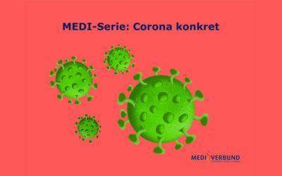 Abrechnungsempfehlungen im Rahmen der COVID-19-Pandemie wurden verlängert