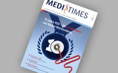 Die neue MEDI Times ist da