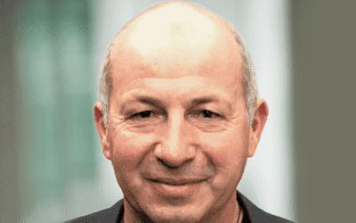 Dr. Michael Eckstein zum neuen stellvertretenden Vorsitzenden gewählt
