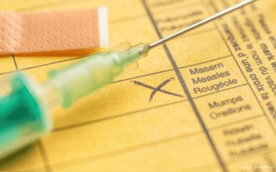Nachweispflicht für Masernschutz noch bis Ende 2021