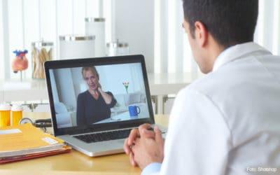 HZV: Fachärztliche Telekonsile unterstützen bei Hauterkrankungen