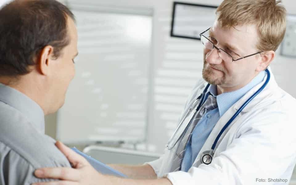 """Kommunikation schwerer Diagnosen: """"Sich trauen, zu fragen"""""""