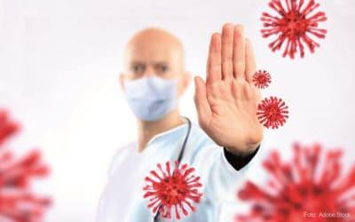 MEDI fordert 3G-Regel für niedergelassene Ärzteschaft