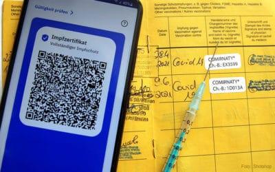 Auskunftsrecht zum Impfstatus: Das sagt das Infektionsschutzgesetz